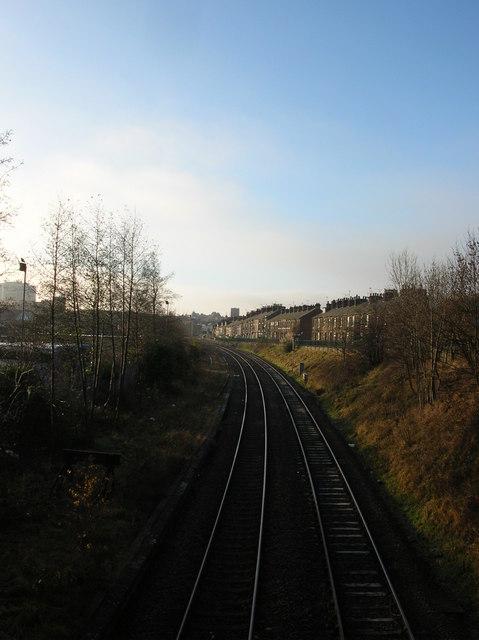 Railway near Harrogate