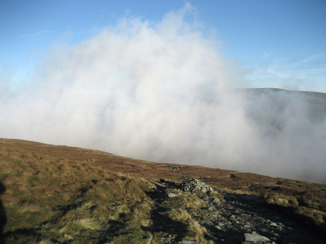 Descending to Wharfedale