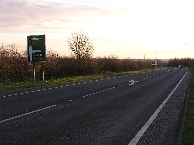 The Long Melford Bypass