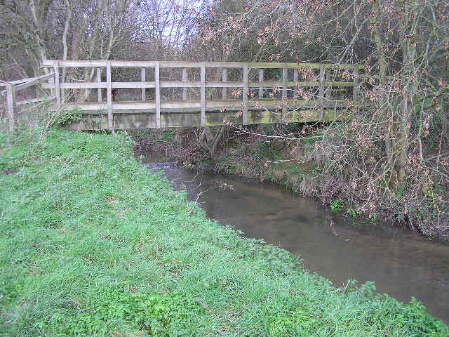 Chad Brook Footbridge