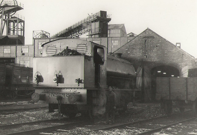 Backworth Colliery (1818-1980)