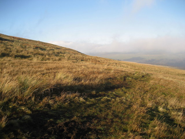Bridleway on Birks Fell