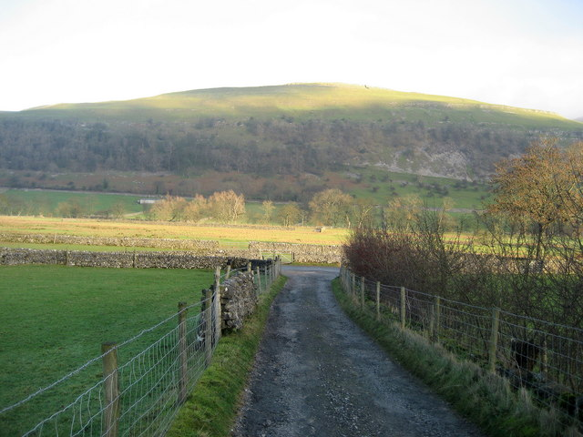 Access Track to Redmire Farm