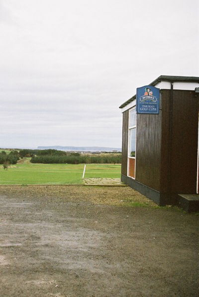 Clubhouse at Thurso Golf Club