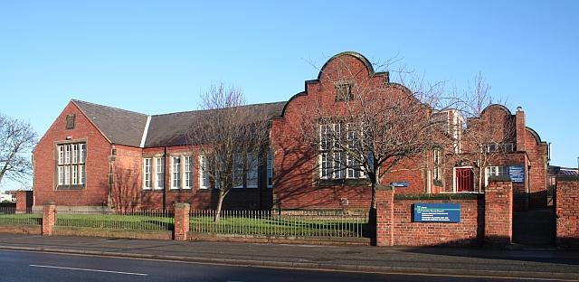 East Road School