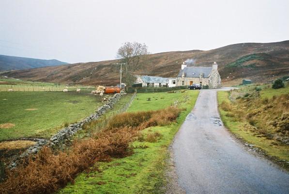 Achosnich Farmhouse