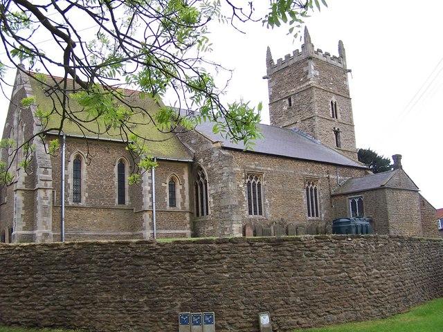North Face of Alkborough Church