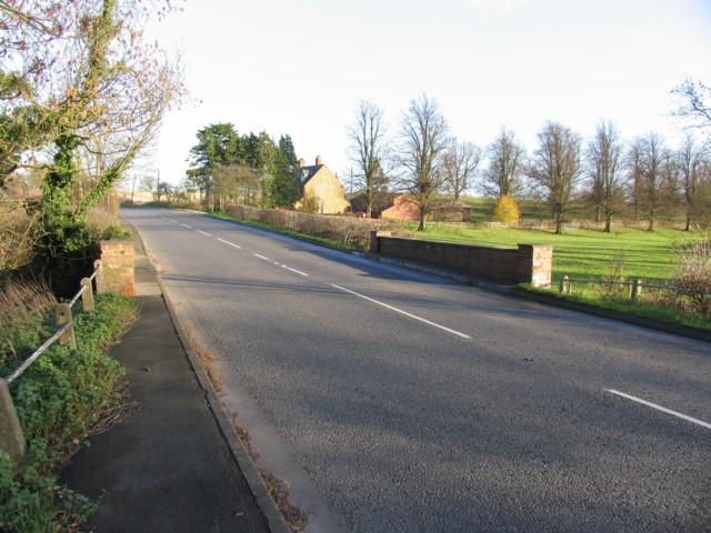 Bridge over Stream