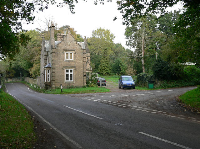 The Swanton Lodge