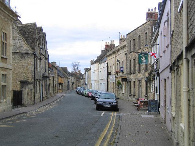 Gloucester Street, Cirencester