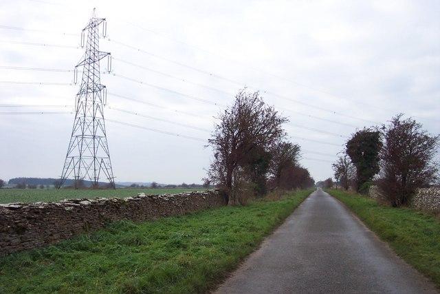Pylon by Cocklebarrow Lane