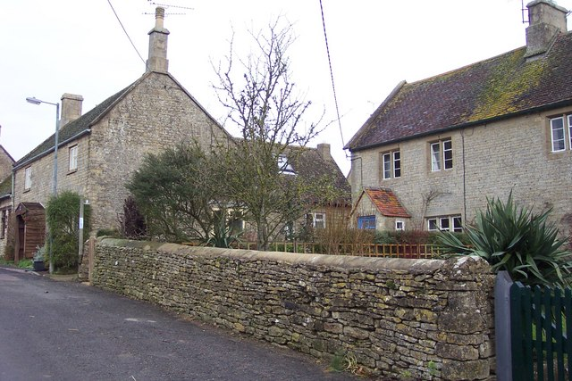 Fine stone cottages