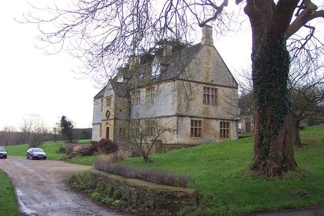 Magnificent Cotswold village house