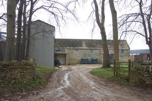 Ladbarrow Farm