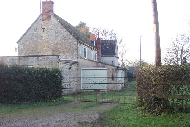 House at Poultry Farm