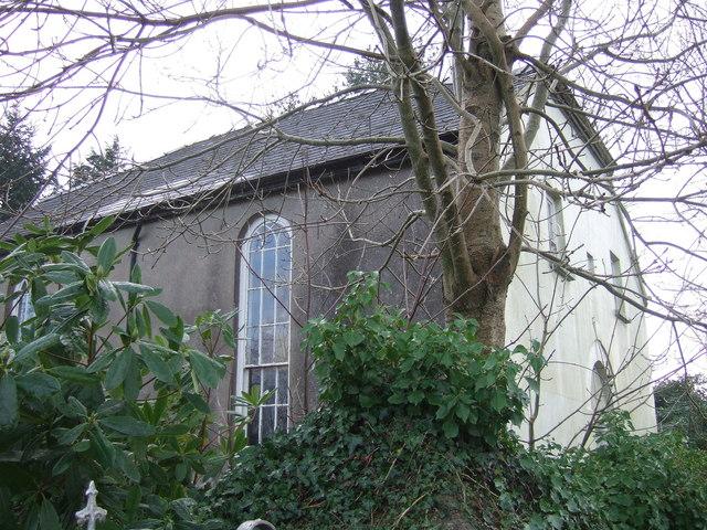 Capel Sion, Scleddau