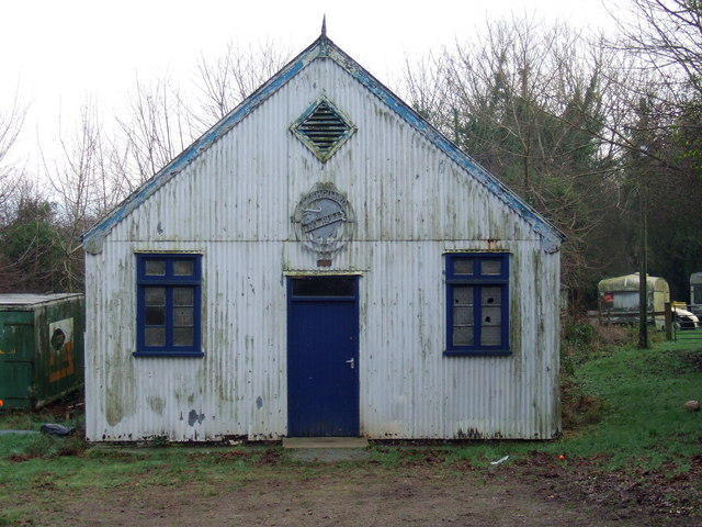 Young Farmers' Clubhouse, Jordanston