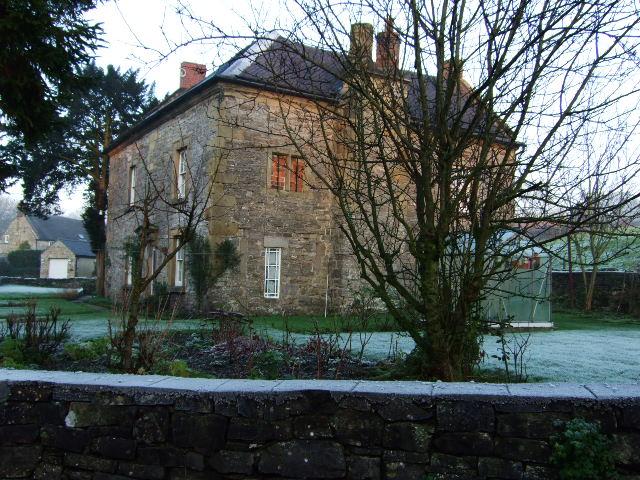 Kniveton Old Hall.