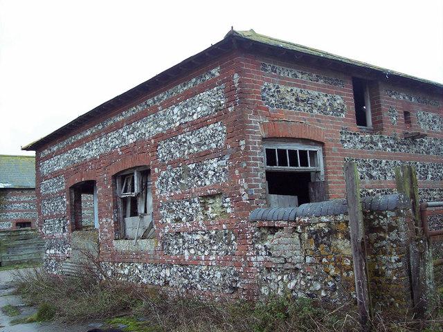 Disused Farm Buildings