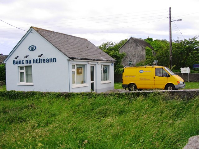 Bank  of Ireland, Kilronan, Inishmore