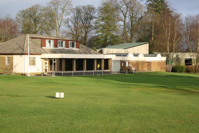 Club House Ballochmyle Golf Club