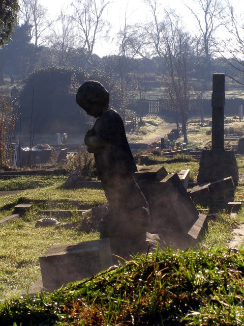Lyndhurst Cemetery, New Forest