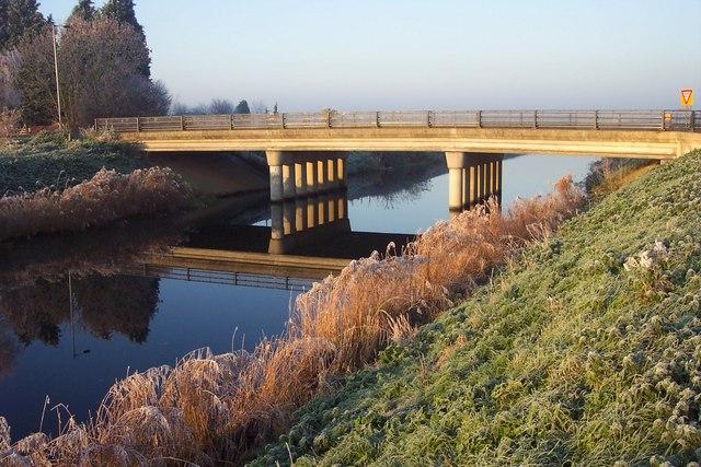 Bridge over the Twenty Foot River