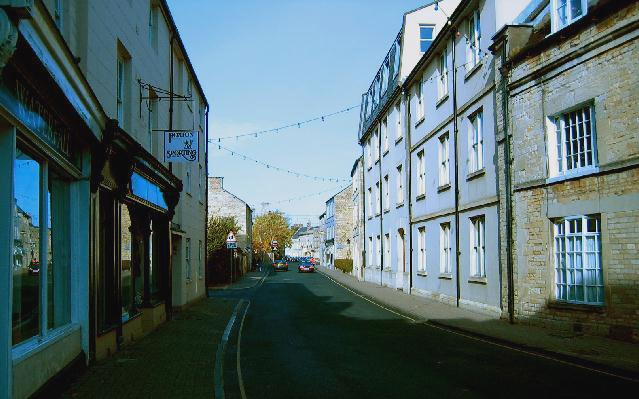 Dollar Street, Cirencester