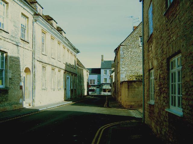Thomas Street, Cirencester