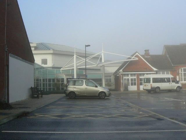 Savernake Hospital, Marlborough, Wiltshire