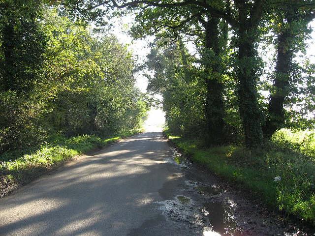 The Road To North Pickenham