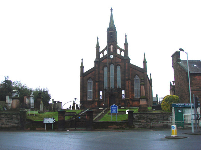 St Mary's Greyfriars Church, Dumfries