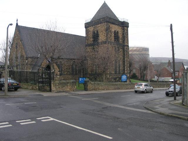 St Thomas Wincobank