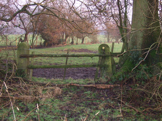 Footpath to Oxclose