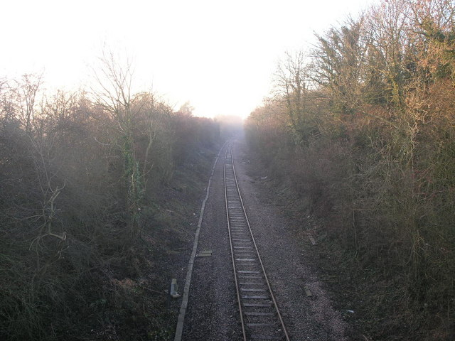 Misty Railway