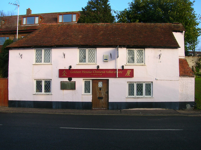 Golden House Chinese Takeaway, Lower Street, Pulborough