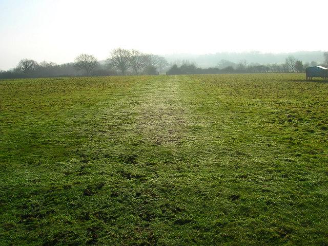 Footpath to Wiggonholt