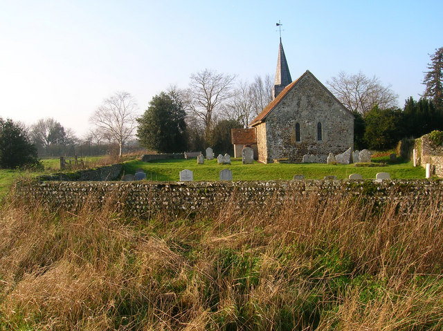 Greatham Church and Graveyard