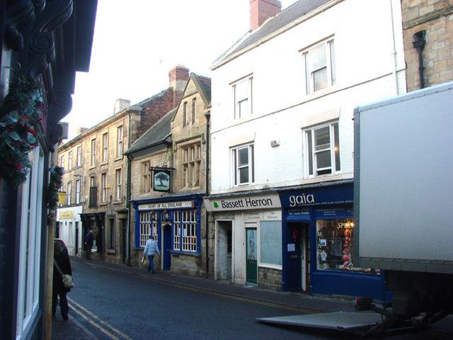 Gilesgate, Hexham