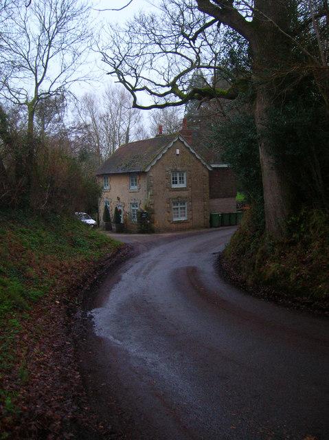 Coombelands Lodge, Coombelands Lane