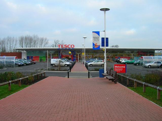 Tesco, London Road, Pulborough