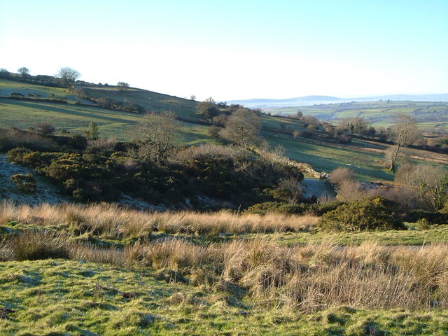 View near Cudlipptown