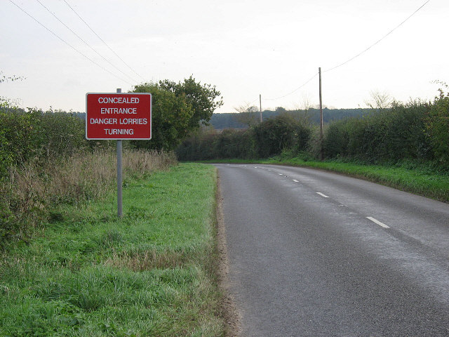 The Road To South Pickenham