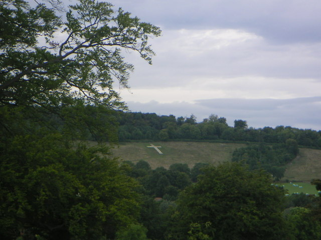 Shoreham Cross taken from Shoreham Cricket Club