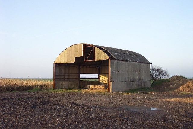 Barn by Mill Gate