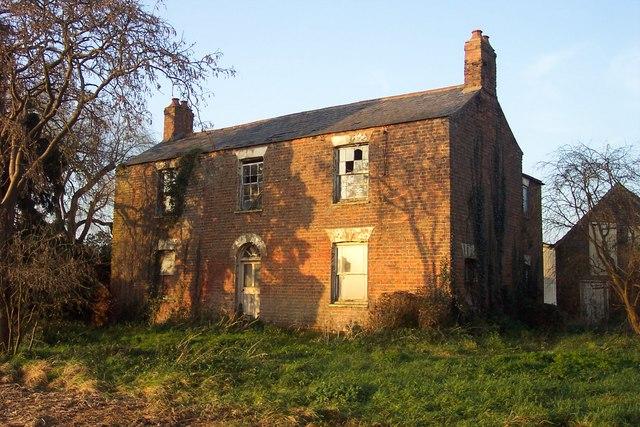 Farmhouse at Bridge Farm