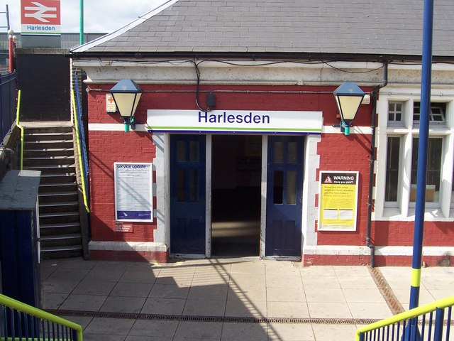 Harlesden Station NW10