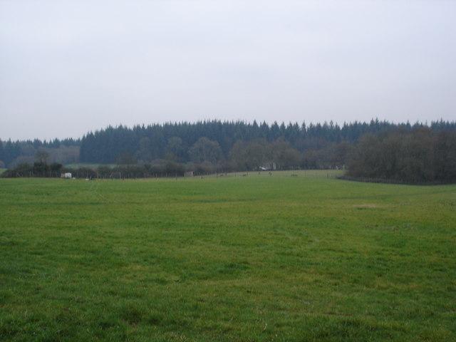 View from Wigbeth Farm