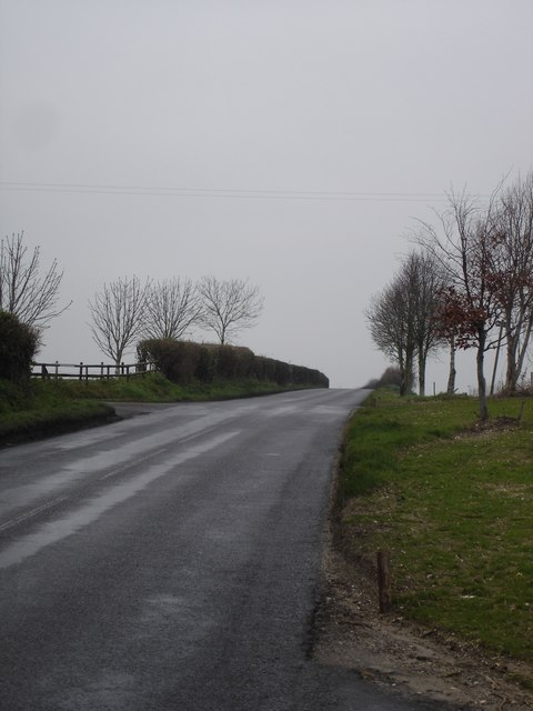 Road towards Horton Inn