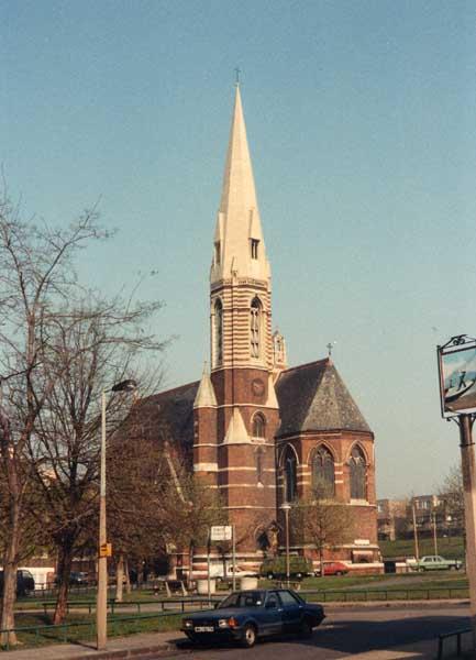 St Mary Magdalene's Church, Warwick Estate, Paddington, London W2